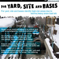 DROPS Winter 12 Yard Site Bases